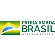 Logo of patria amada brasil governo federal