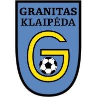 Logo of FK Granitas Klaipeda (early 90's logo)