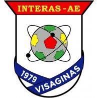 Logo of FK Interas-AE Visaginas (mid 90's logo)