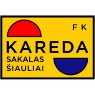 Logo of FK Kareda-Sakalas Siauliai (mid 90's logo)