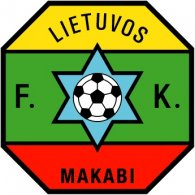 Logo of FK Lietuvos Makabi Vilnius (early 90's logo)
