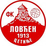 Logo of FK Lovcen Cetinje - official logo