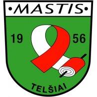 Logo of FK Mastis Telsiai (90's logo)