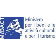 Logo of MIBACT - Ministero per i Beni e le Attività Culturali e per il Turismo