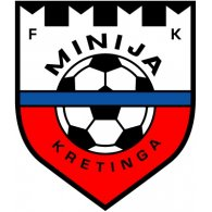 Logo of FK Minija Kretinga (early 90's logo)