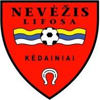 Logo of FK Nevezis-Lifosa Kedainiai (mid 90's logo)
