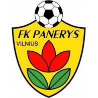 Logo of FK Panerys Vilnius (mid 90's logo)