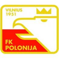 Logo of FK Polonija Vilnius (late 90's logo)