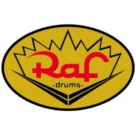 Logo of Raf Drums