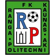Logo of FK Ranga-Politechnika Kaunas (90's logo)
