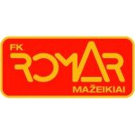 Logo of FK ROMAR Mazeikiai (mid 90's logo)