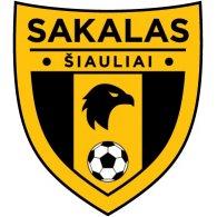 Logo of FK Sakalas Siauliai (early 90's logo)