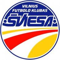 Logo of FK Sviesa Vilnius (early 00's logo)
