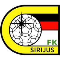 Logo of FK Sirijus Klaipeda (early 90's logo)