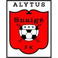 Logo of FK Snaige Alytus (early 90's logo)