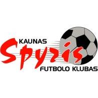 Logo of FK Spyris Kaunas (mid 10's logo)