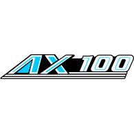 Logo of Suzuki AX100