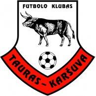 Logo of FK Tauras-Karsuva Taurage (mid 90's logo)