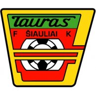Logo of FK Tauras Siauliai (early 90's logo)