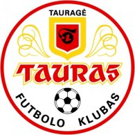 Logo of FK Tauras Taurage (late 90's logo)