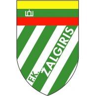 Logo of FK Zalgiris Vilnius (early 90's logo)