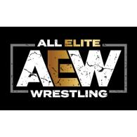 Logo of AEW (All Elite Wrestling) Logo