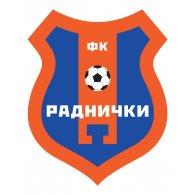 Logo of FK Radnicki Valjevo