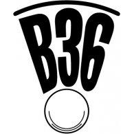Logo of B36 Tórshavn (early 1990's logo)