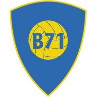 Logo of B71 Sandur (early 1990's logo)