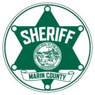 Logo of Marin County California Sheriff
