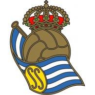 Logo of Real Sociedad San-Sebastian (1970's logo)
