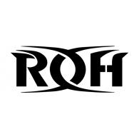 Logo of Ring Of Honor Wrestling