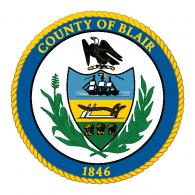 Logo of Seal of Blair County Pennsylvania