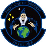 Logo of 101st IWF