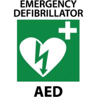 Logo of AED Defibrillator