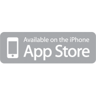 Logo of Available on the iPhone App Store