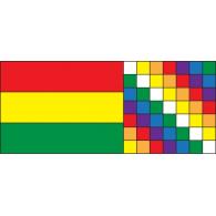Logo of Bolivia Wiphala