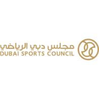 Logo of Dubai Sports Council