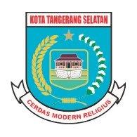 Logo of tangerang selatan