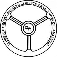 Logo of Clube Automovel Antigo e Clássico de Famalicão