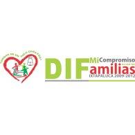 Logo of DIF Ixtapaluca 2009-2012
