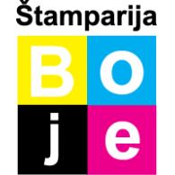 Logo of štamparija boje