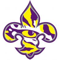 Logo of LSU Tigers