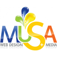 Logo of MUSA Web Design + Media