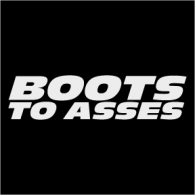 Logo of Boots to Asses