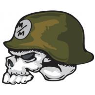 Logo of Metal Mulisha Vampire