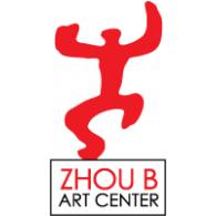 Logo of Zhou B Art Center