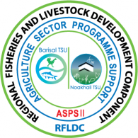 Logo of RFLDC DANIDA