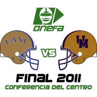 Logo of ONEFA Conferencia del Centro Final 2011