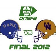 Logo of ONEFA Final 2012